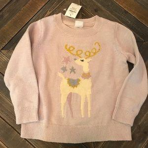 New babyGap sweater